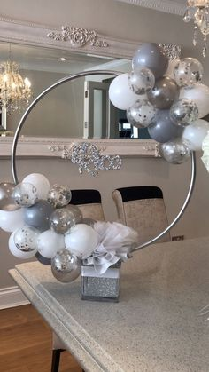 Ballon-Ideen Balloon Ideas Balloon iDeen 🎈 Balloon Decoration for Father's Day – DecorMermaid # – HOW TO MAKE A BOW BALLON wedding balloon ideas for your big day – # Amazing balloon design ideas for all Great Balloon Decorations and DIY Ideas 2019 – Balloon Centerpieces, Balloon Garland, Balloon Arch, Balloon Decorations, Birthday Party Decorations, Wedding Decorations, Birthday Parties, 1st Birthday Centerpieces, Sweet 16 Party Decorations