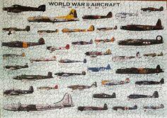 World War II 1000 Piece Puzzle