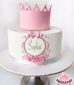 Princess cake by Zeina's