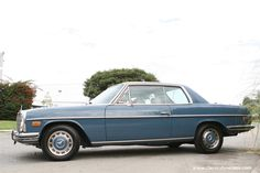 1972 Mercedes-Benz Coupe by Classic Showcase Mercedes 220, Mercedes W114, Dashboards, Classic, Vehicles, Style, Classic Cars, Cutaway, Classical Music
