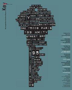 John Maeda / 잘 만들어진, 창의적으로 그려진 포스터를 보면 황홀하기 까지 하다.