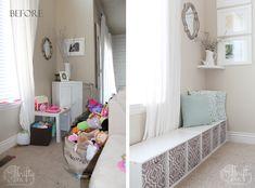 Хранение игрушек: до и после - Стильный дом