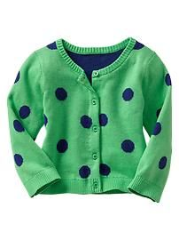 Baby Clothing: Baby Girl Clothing: Sweaters | Gap