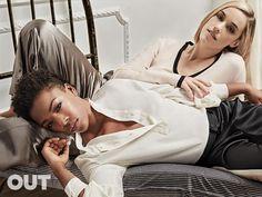 The Love Portfolio: Samira Wiley + Lauren Morelli