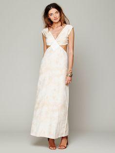 Free People Diamond Maxi Dress, $398.00