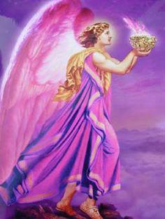Archangel Zadkiel ~ 7th Ray of Ceremonial Magic, Transmutation,Transformation & Violet Flame activation