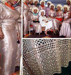 Nigerian Fashion. Nigerian wedding styles. Nigerian Aso ebi styles