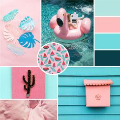 Mood Board Monday | 004 — Lauren Schroer | Graphic Designer & Blogger