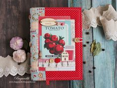 """Моих рук дело: Кулинарная книга """"Tomato"""" и новый дизайн моего бло..."""