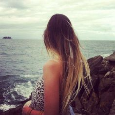 Brown Blonde Blended - Hairstyles and Beauty Tips