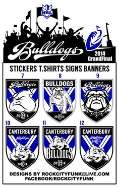 46 Best Go Bulldogs Images Nrl Bulldogs Arm Tattoo National