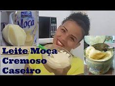 LEITE CONDENSADO CREMOSO CASEIRO- RECEITA COMPLETA - YouTube