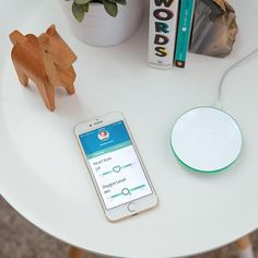 The Owlet Smart Sock 2 silently tracks an infant's heart rate and oxygen while they sleep and notifies parents if something is wrong.