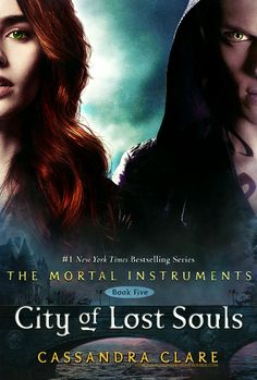 City of Lost Souls, Posters/Cover Tie-In.