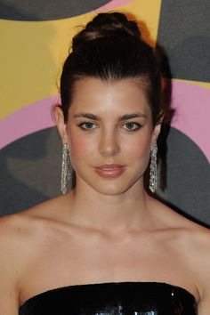Charlotte Casiraghi Photos - Charlotte Casiraghi arrives at the 2009 Monte Carlo Rock' N Rose Ball held at The Sporting Monte Carlo on March 28, 2009 in Monte Carlo, Monaco. (Photo by Pascal Le Segretain/Getty Images) * Local Caption * Charlotte Casiraghi - 2009 Monte Carlo Rose Ball