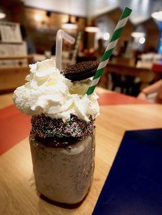 Oh my Oreo Shake at Good Guys, Frankfurt - Burger & Restaurant Review