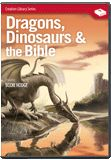 """Did you know the word """"dinosaur"""" was first invented in 1841? Dinosaurs were probably called """"dragons"""" before that time. And the Hebrew word for """"dragon"""" is used a number of times in the Old Testament. There are also dragon legends prevalent in cultures around the world. It's possible these are accounts of encounters with beasts we today call dinosaurs."""