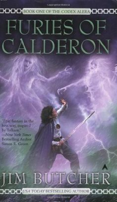 Furies of Calderon (Codex Alera, Book 1) by Jim Butcher, http://www.amazon.com/dp/044101268X/ref=cm_sw_r_pi_dp_Db2aqb1JP14JR