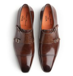 Buckle shoes are really popular now, great look