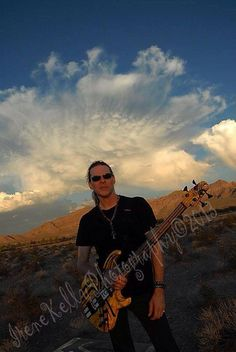 """Tim during  the song """"No More Hell To Pay"""" video session. Great Shot!!!"""