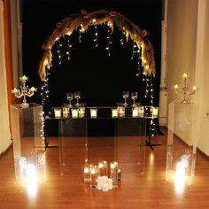 Şıklığınızı yansıtacak nişan masası konseptleri Just Do It, Tea Lights, Candles, Engagement, Bride, Organisation Ideas, Weddings, Wedding Bride, Bridal