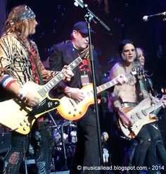 Alice Cooper - Band and Rick Nielsen