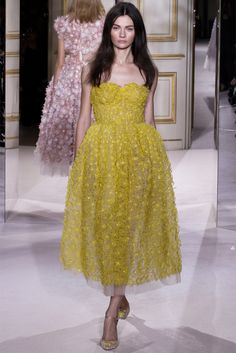 Sfilata Giambattista Valli Paris - Alta Moda Primavera Estate 2013 - Vogue