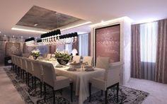 Comedor Villa - Locus Muebles Alta Decoración