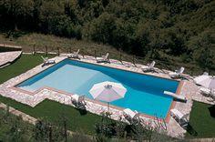 Villa Mille Desideri, Arezzo, Tuscany  www.cottagestocastles.com