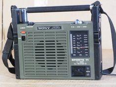 整備 調整済み SONY ICF-111 17278_画像1