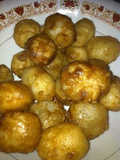 Filipino sweets and desserts are my weakness. After dinner, my mother would sometimes make Bitsu Bitsu, a quick dessert of caramel covered, deep-fried dough balls made from rice flour and water. It...