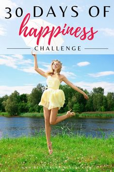30 Days of Happiness Challenge | Self Care. I challenge you to the 30 days of happiness challenge. Daily tasks to help motivate, inspire and drive you to a better mindset and improved self care. Improve your confidence with this challenge #personaldevelopment #happy #selfcare #selflove