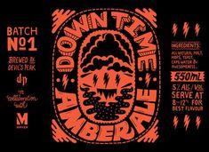 Maven Craft Beer Labels in Beer