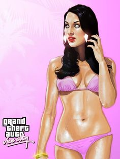 GTA Vice City - Brandon Arseneault