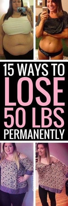 15 changes to your daily habits to lose weight fast and permanently.