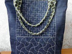e6f2c37af4b4 Джинсовая сумочка - Ярмарка Мастеров - ручная работа, handmade Сумки Из  Текстиля Ручной Работы,