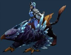 Steam Workshop :: Umbriel's Wings - Mount for Luna