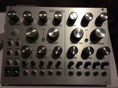 MATRIXSYNTH: Mutable Instruments Elements Modal Synthesizer Eur...