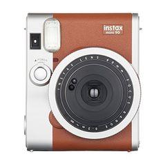Fujifilm Appareil Photo Instantané Instax Mini 90 Neo Classic: Fujifilm instax mini 90 NEO CLASSIC. Modes flash: Flash désactivé Réduction…
