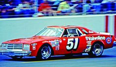 #51 Valvoline Chevrolet of A.J. Foyt.