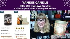 Halloween Moon, Halloween Sale, Ashland Candles, Holiday Candles, Tealight Candle Holders, Wax Melts, Bath And Body Works, Fragrance, Perfume