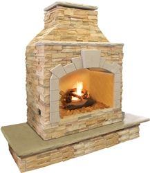 Bond Manufacturing Sevilla 36 In Steel And Slate Propane Gas Outdoor Fireplace 66595 The Home