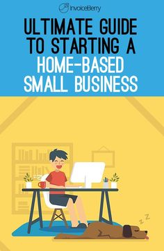 Let's have a deeper look at what it takes to set up your home-based business; which pitfalls might get in your way and how to make the most out of a home office.