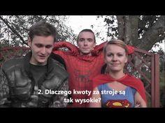 Projekt: Liga Superbohaterów - Wspieram.to
