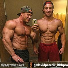 David Paterik and Colton Diffley