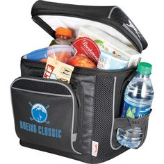 Competition 12-Can Cooler | Custom Promotional Coolers. The Slazenger Competition 12 Can Cooler is the ultimate outdoor companion! Ideal for the competitor or athlete in all of us; this cooler is great for outdoor or sporting events.