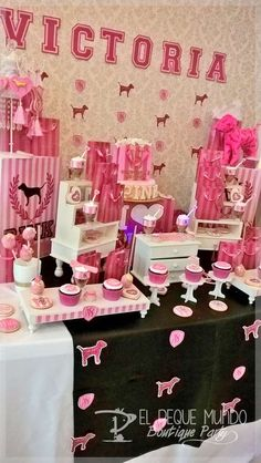 Victoria Secret Birthday Party Ideas