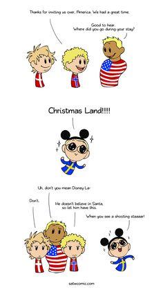 Merry Disney Christmas | SatW