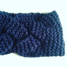 Knitted one evening to try, I will not let go of this headband. - Everything About Knitting Knitted Blankets, Knitted Hats, Knitting Patterns, Crochet Patterns, Knitting Ideas, How To Purl Knit, Knitted Headband, Beautiful Crochet, Bandanas