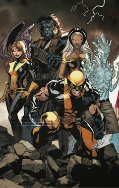 The first volume of some of the best X-Men stuff out there is on sale right now!! Get Brian Michael Bendis & Stuart Immonen's All New X-Men vol. 1 for just $3.99!